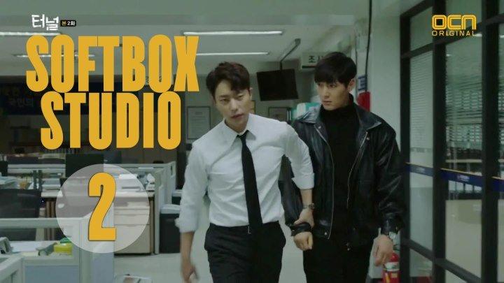 [Озвучка SOFTBOX] Туннель 02 серия