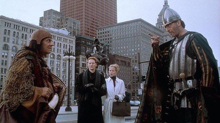 Пришельцы.в.Америке.2001. комедия