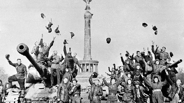 День ПОБЕДЫ! С Праздником всех, дорогие друзья! С Днём Победы 9 мая!