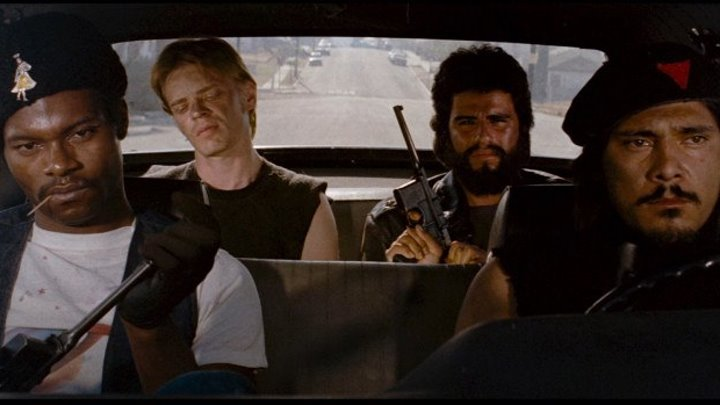 Нападение на 13-й участок / Assault on Precinct 13 (1976) Боевик, триллер, криминал