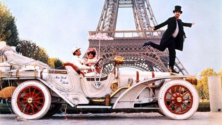 Большие Гонки (1965 HD) Приключения, Спортивный, Комедия, Семейный