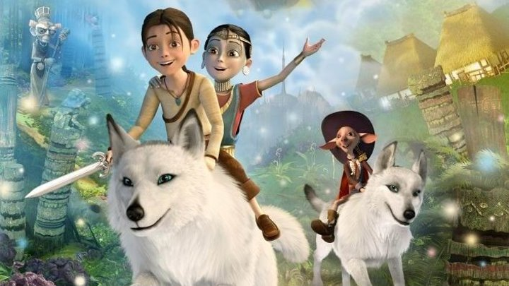 Савва. Сердце воина (2015) мультфильм, приключения, фэнтези WEB-DLRip от GeneralFilm