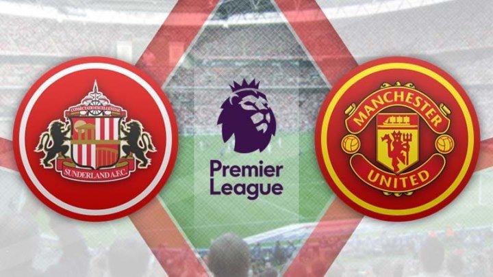 Сандерленд 0:3 Манчестер Юнайтед | Чемпионат Англии 2016/17 | Премьер Лига | 32-й тур | Обзор матча