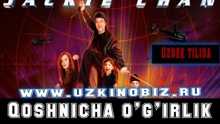 """Tarjima kino """"Qo'shnicha o'girlik"""" www.uzkinobiz.ru"""