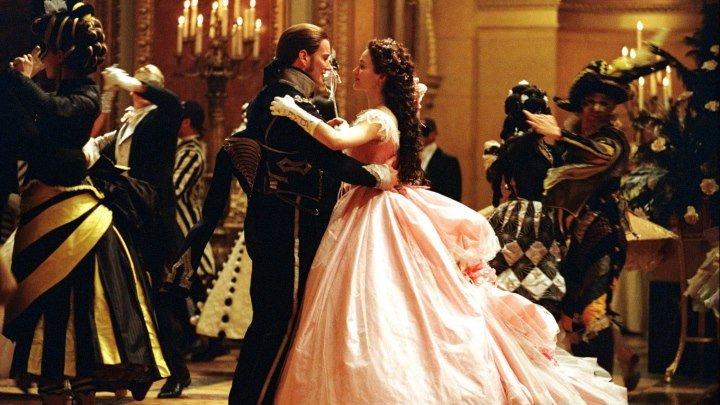 Призрак оперы / The Phantom of the Opera [2004, мюзикл, триллер, драма]
