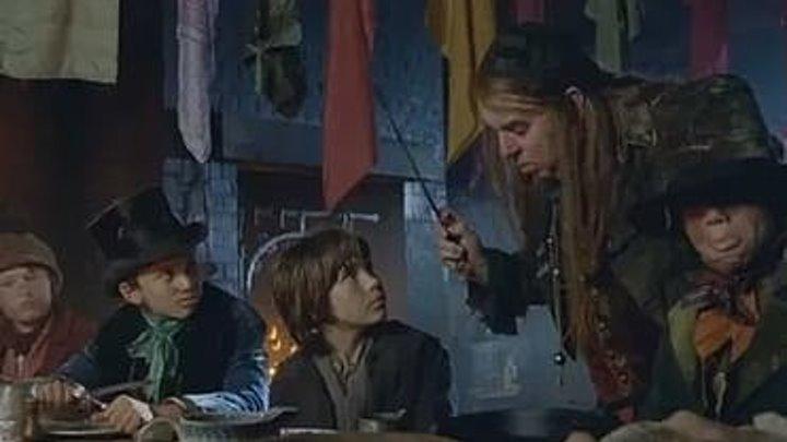 кино семейное. Оливер Твист (2007) 2 серия
