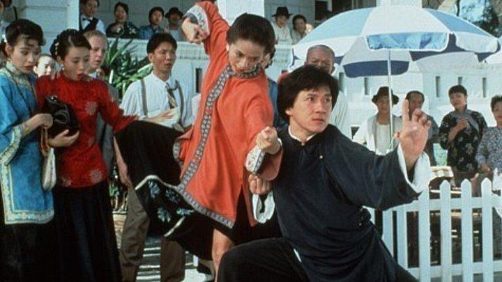 Пьяный мастер 2 / Легенда о пьяном мастере / The Legend of Drunken Master / Jui kuen II (1994) боевик, комедия