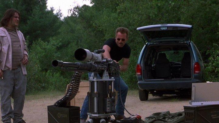 Шакал HD(боевик триллер)1997 (16+)