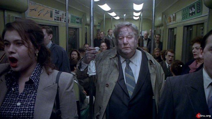 Песни со второго этажа / Sanger fran andra vaningen (2000) Драма Комедия