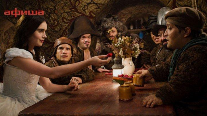 Белоснежка_ Месть гномов (2012) фэнтези, комедия, драма