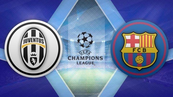 Ювентус 3:0 Барселона | Лига Чемпионов 2016/17 | 1/4 финала | Первый матч | Обзор матча