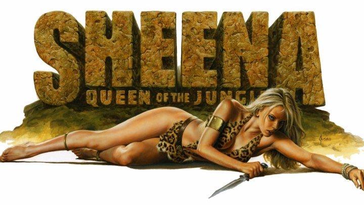 Шина – королева джунглей.1984.HDTVRip 1080i x264