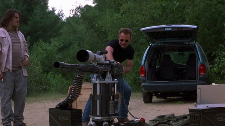 Шакал HD. триллер 1997