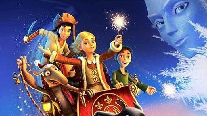Снежная королева (2012) мультфильм, фэнтези, приключения, семейный HDRip от Scarabey Лицензия