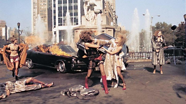 Глаза Лоры Марс / Eyes of Laura Mars (1978 ᴴᴰ) 18+ Ужасы, Триллер, Детектив