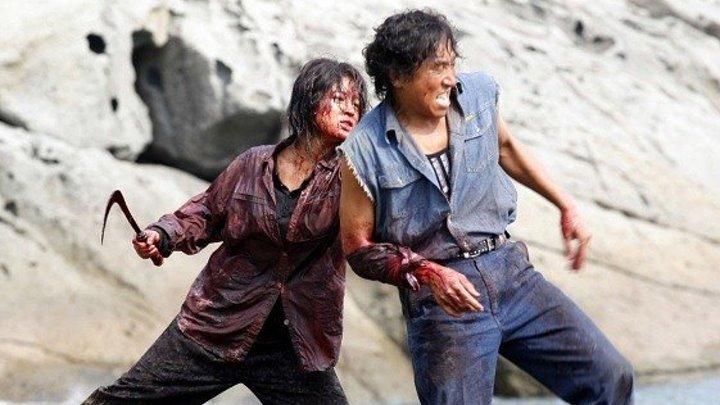 Осатаневшаяl (2010) триллер, драма