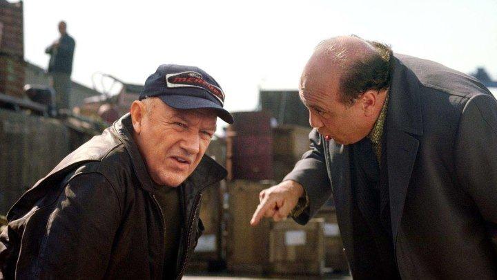 Грабеж (2001). Драма триллер боевик