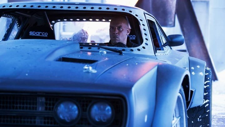 Форсаж 8 / The Fate of the Furious (2017) Трейлер RUS