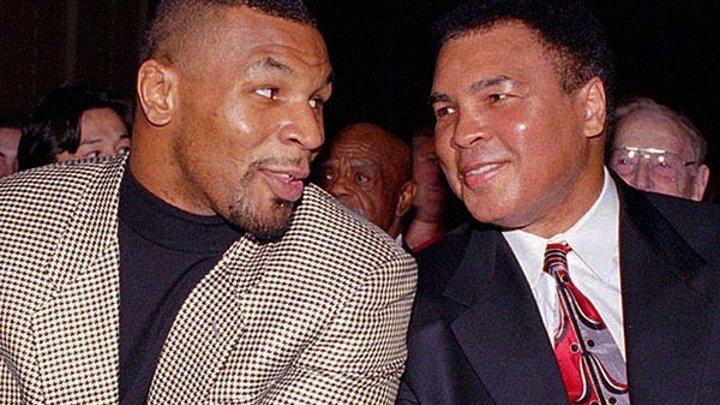 "Мохаммед Али : ""Майк Тайсон — великий, он меня победил бы"" (1989 год, русс.яз.)"