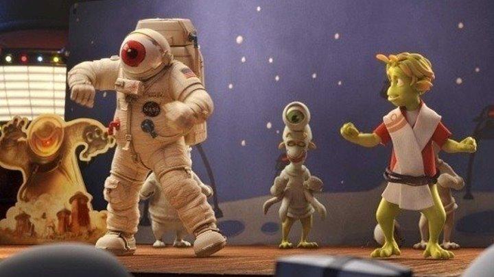 Планета 51 ( мультфильм, фантастика, семейный)