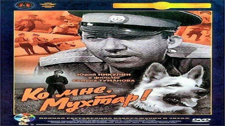 Ко мне, Мухтар.1964.HDTVRip.720p.