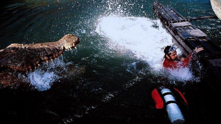 Лэйк Плэсид: Озеро страха. Боевик, Комедия, Триллер,