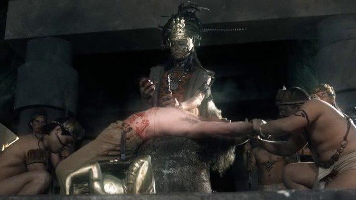 Сокровища ацтеков (Канада 2008 HD) 16+ Ужасы, Фэнтези, Приключения
