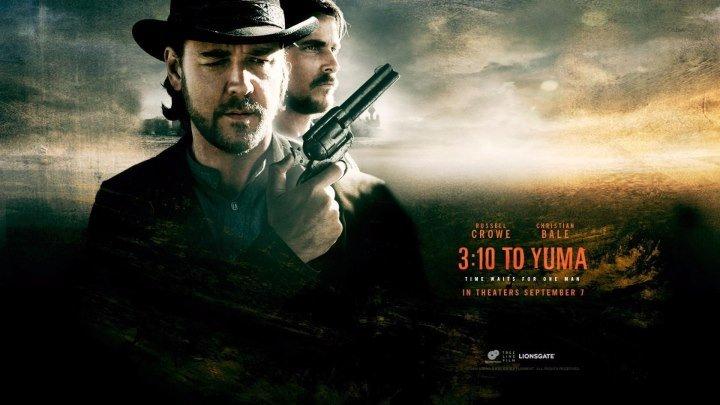 Поезд на Юму HD(драма, приключения, Вестерн)2008