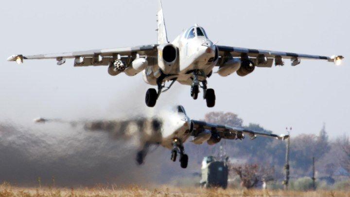 Су-25: Мелик по программе У-часть 2 (апрель 2015)