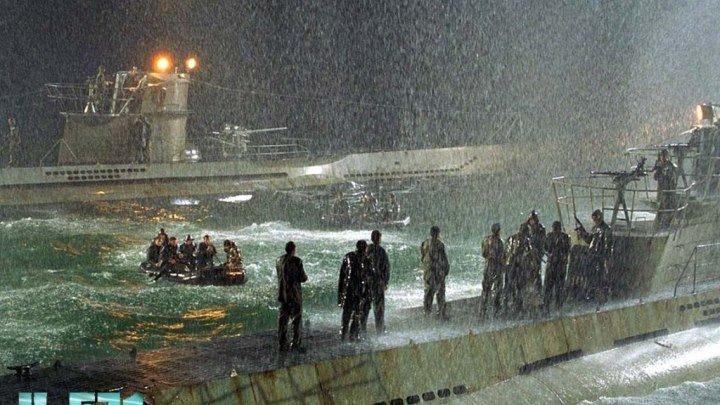 Фильм Ю-571 . Драма триллер боевик военный