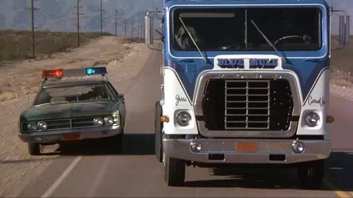 Лихорадка на белой полосе (Канада, США 1975 ᴴᴰ) Боевик, Драма, Мелодрама, Криминал