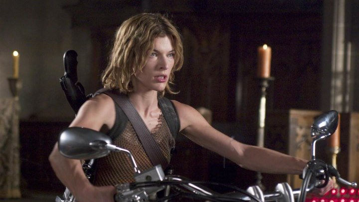 Обитель зла 2_ Апокалипсис HD(ужасы, фантастика, боевик, триллер)2004