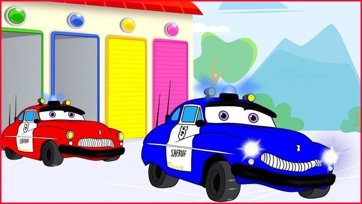 Мультики Для детей - Учим цвета для самых маленьких на русском Развивающие мультики для детей. Видео