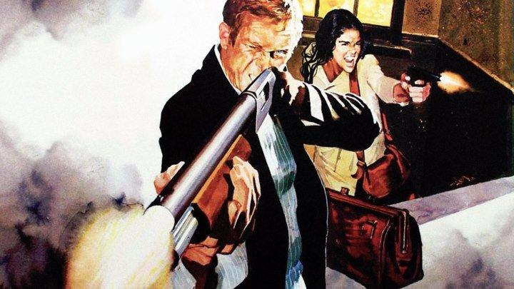 Побег / The Getaway (США 1972 HD) Боевик, Приключения, Триллер, Криминал