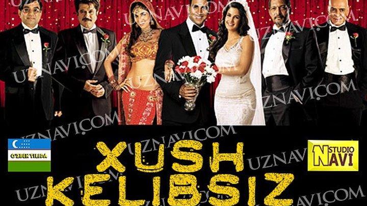Xush Kelibsiz / Хуш Келибсиз (o'zbek tilida hind kino) HD