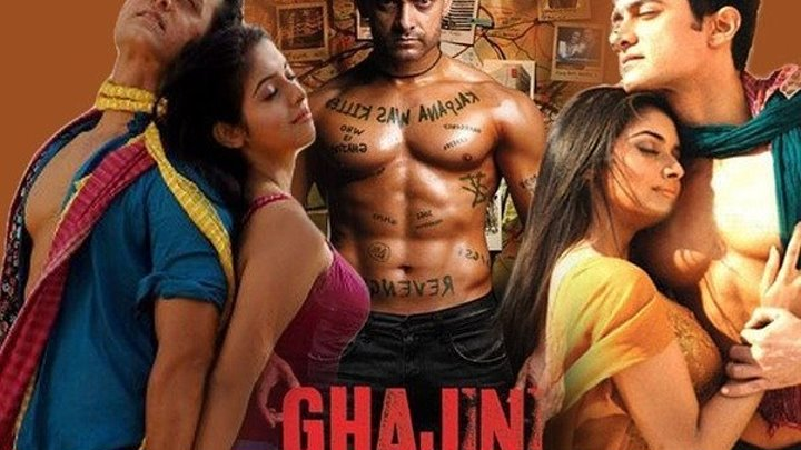 Guzarish ¦ HQ Full Video Song from Aamir Khan's Movie Ghajini