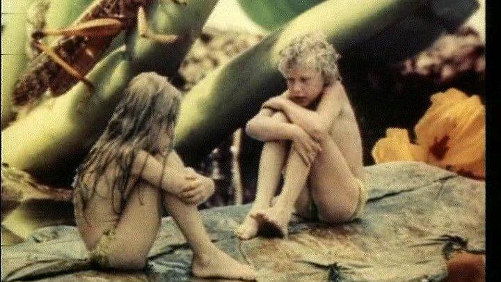 Необыкновенные приключения Карика и Вали 2 серия СССР фантастика, фэнтези, приключения