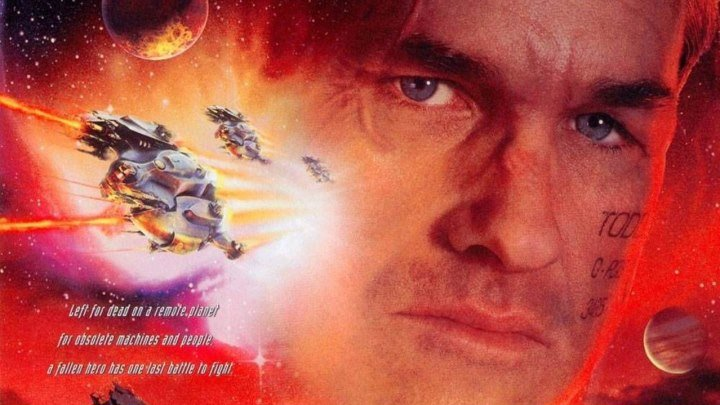 Солдат [1998, Фантастика, боевик, драма, BDRip] Dub Курт Рассел, Джейсон Скотт Ли, Джейсон Айзекс, Конни Нильсен