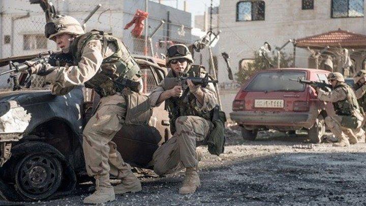 Замок из песка (2017)(драма, военный)