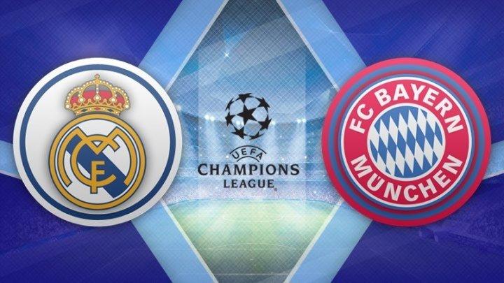Реал Мадрид 4:2 (доп) Бавария   Лига Чемпионов 2016/17   1/4 финала   Ответный матч   Обзор матча
