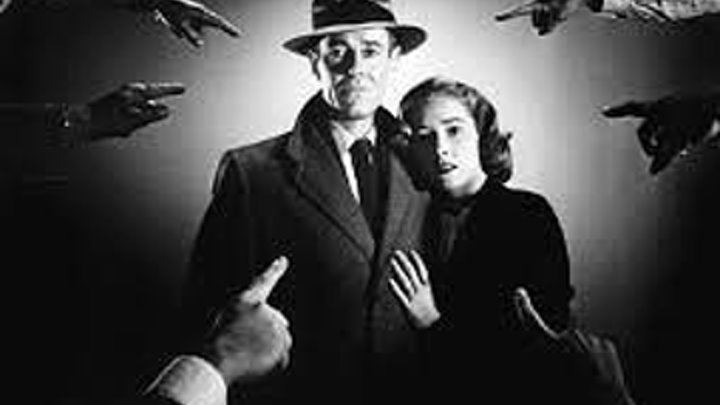 The Wrong Man 1956 (Hitchcock) - (Replacement) Henry Fonda, Vera Miles, Anthony Quayle, Charles Cooper, Doreen Lang, Esther Minciotti
