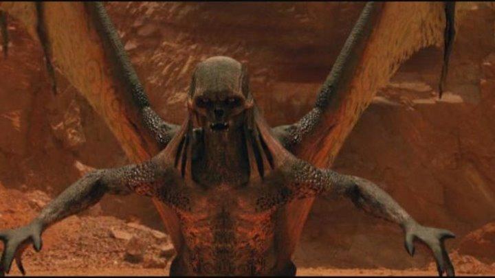 Тутанхамон_ Проклятие гробницы (2006) ужасы, фэнтези