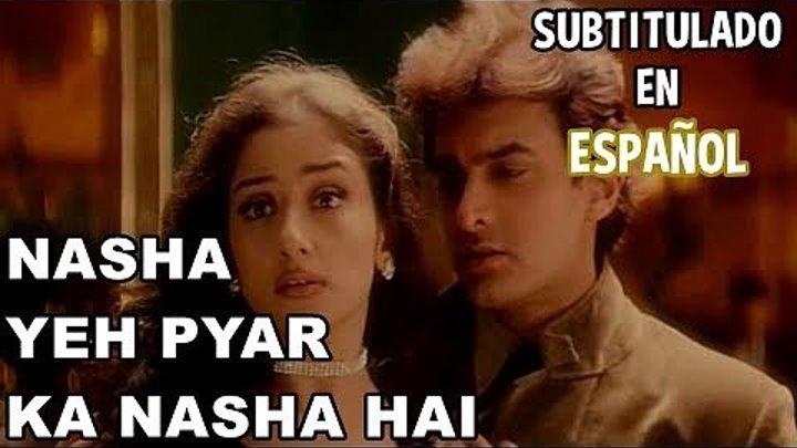 Nasha Yeh Pyar Ka Nasha Hai - Aamir Khan, Manisha Koirala, Mann Song