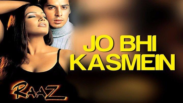 Jo Bhi Kasmein - Raaz ¦ Bipasha Basu & Dino Morea ¦ Udit Narayan & Alka Yagnik