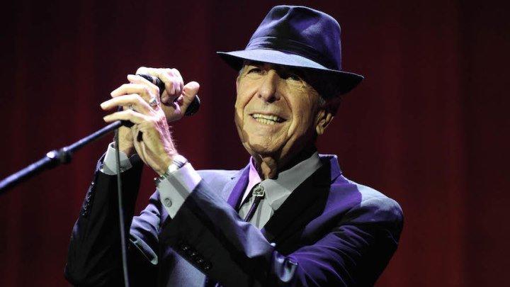 """Leonard Cohen - """"The Future"""" (live) (фильм Прирождённые убийцы - 1994, реж.Оливер Стоун.)"""