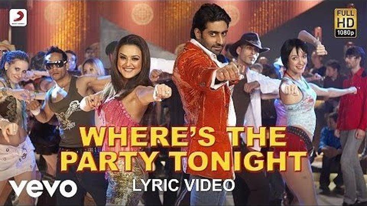 Wheres The Party Tonight - KANK