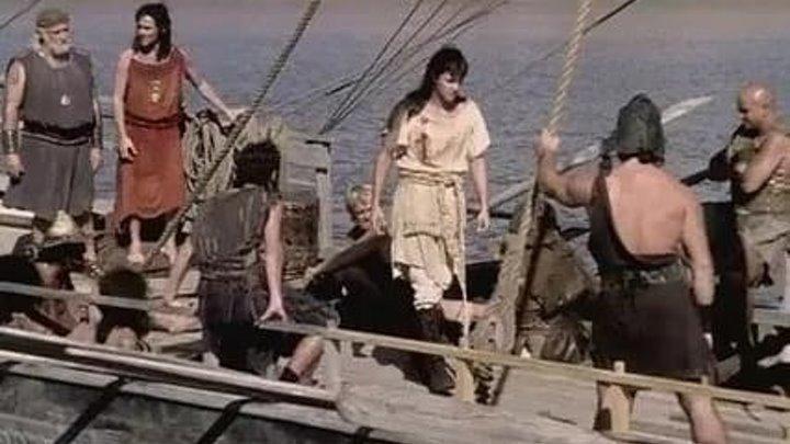 Фильм Яcон и аргонавты . Исторический, Драма, Приключения.