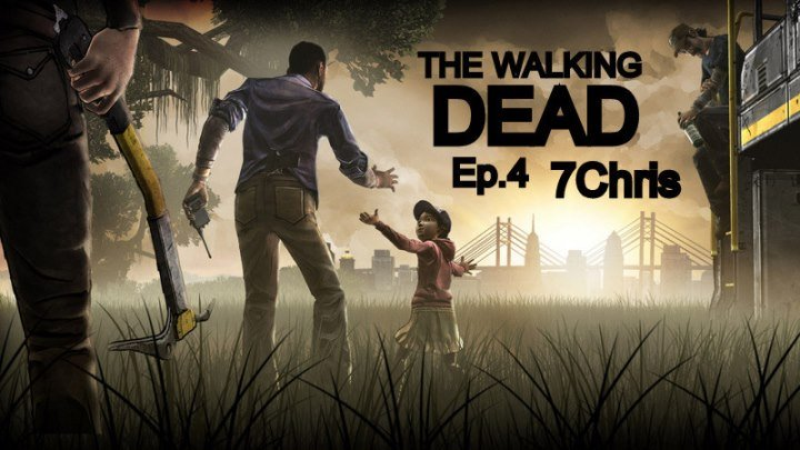 The Walking Dead (Ep.4) #19 Конец 4 эпизода