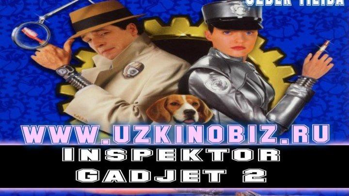 "Tarjima kino ""Gadjet 2""(Uzbek tilida)www.uzkinobiz.ru"