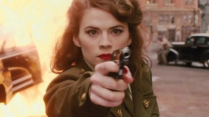 Короткометражка Marvel: Агент Картер (2013) Фантастика, Боевик, Приключения. Страна: США.